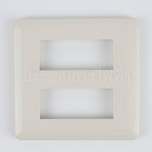 six socket plate for panasonic series switch