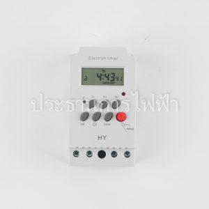 KG316T-II ดิจิตอลไทม์เมอร์ 7วัน 24ชัวโมง นาที 220V TIMER HY THAILAND