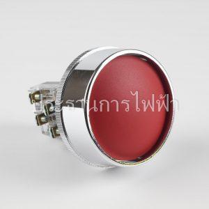 TBDR-301R สวิตช์หัวเห็ดใหญ่แบบมีการ์ด 30มม สีแดง 1a1b tend