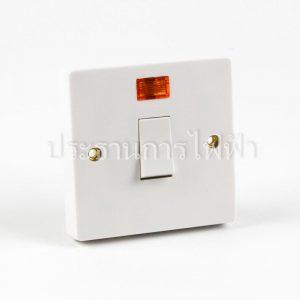4013/3 สวิตช์แอร์มีไฟแครปทรี 2P 32A