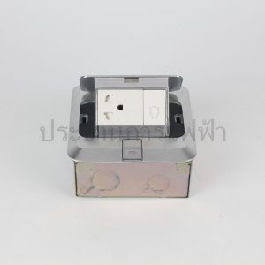 DU59833LT POP-UP เหลี่ยม กราวด์เดี่ยวม่าน+โทรศัพท์ 6P4C panasonic