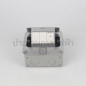 DU6935LT POP-UP เหลี่ยม โทรศัพท์ 6P4C+คอมCAT5E panasonic
