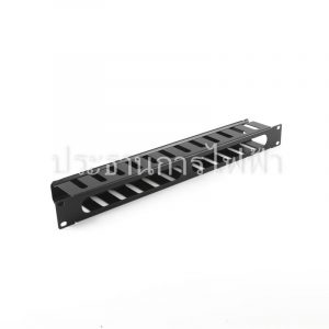 G7-06003 แผงจัดสายมีฝา CABLE MANAGEMENT PANEL W/COVER Link