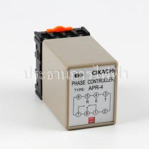APR-4 380V PHASE REVERSAL RELAY Chikachi