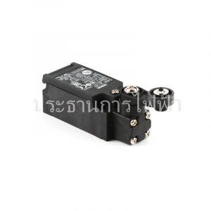 D4N2120 1NC/1NO ก้านติดหัวลูกล้อ Limit Switch Omron