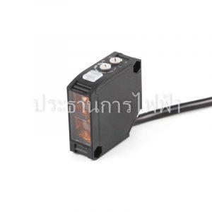 E3JK-DR11-C (2M) Photo Sensor แบบสะท้อนวัตถุ 2.5ม Omron