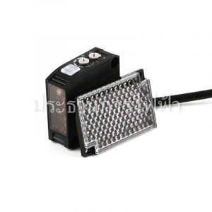 E3JK-RR12-C (2M) Photo Sensor แบบมีแผ่นสะท้อนแสง omron