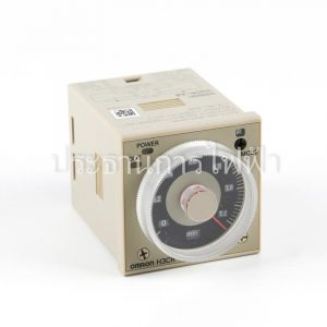 H3CR-A8 1.2s to 300h AC100-240/DC100-125 Timer Omron