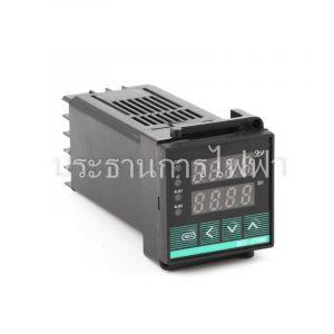 Temp ดิจิตอล ออก Relay 48X48 RANGE 0-1300C 220VAC PNC