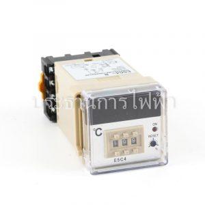 E5C4-R20K Temperature Controller TEMP 0-399C 220V PNC