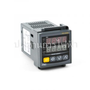 Temp ดิจิตอล ออก RELAY/SSR RANGE 0-1300C 220VAC PG-5000 PNC