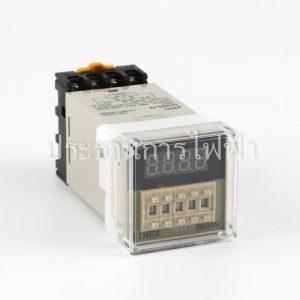 DH48S-2Z 24V ไทม์เมอร์ 0.01s-99M99H PNC
