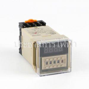 DH48S-2Z 220V ไทม์เมอร์ 0.01s-99h99m PNC