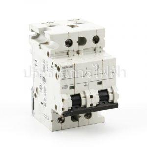 5SP42(XX)-7 เมนเบรกเกอร์ 2P Siemens