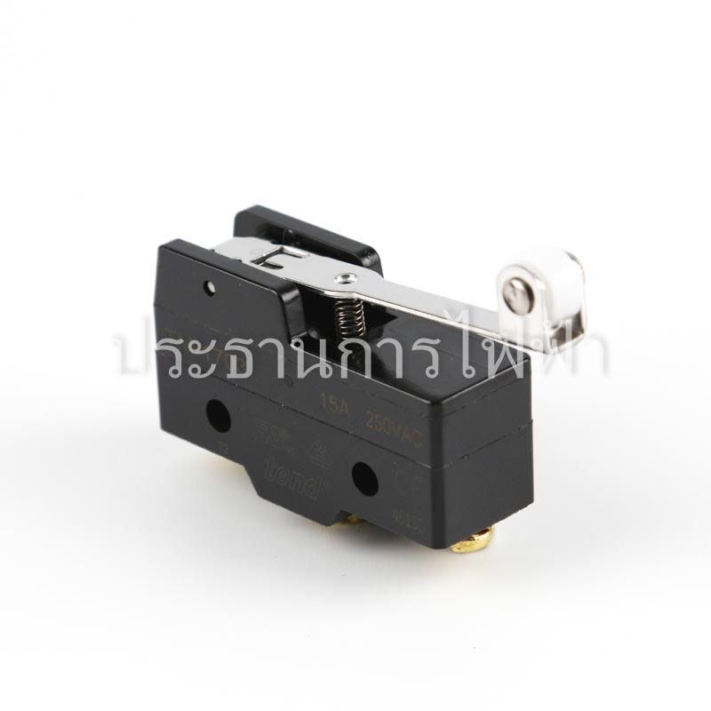 TM7103 ก้านแขนยาวติดลูกล้อ 15A 250V micro switch tend
