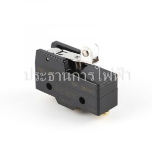 TM1704 ก้านแขนสั้นติดลูกล้อ 15A 250V micro switch tend