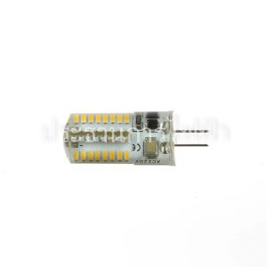 หลอด G4 64LED 3W 220V แสงวอร์ม