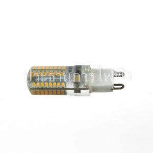 หลอด G9 64LED 220V แสงวอร์ม