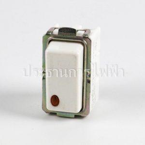 M9003L สวิตช์ 2 ทาง มีไฟ MAGIC bticino