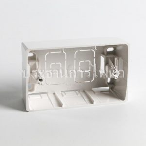 AM5503S กล่องลอย สำหรับหน้ากาก 115x70x40มม MATIX bticino