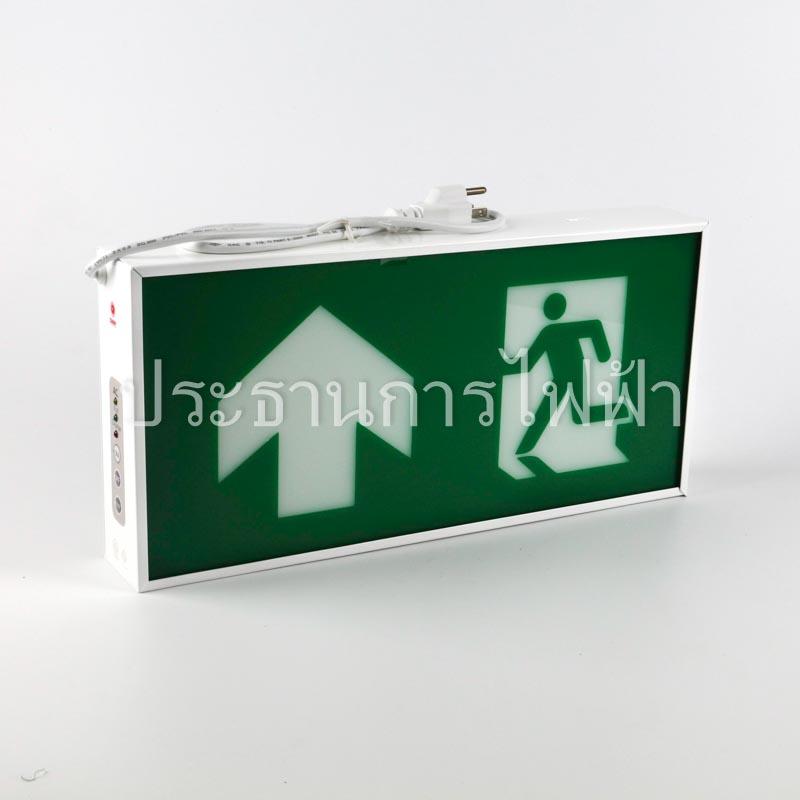 SD-001 ไฟทางออก-ตรงไป 1หน้า EXS1-10-LED/SB.NI3.6V-1800MAH สาย 3คอร์ Sunny