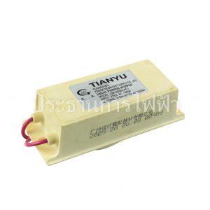 หม้อแปลงนีออนไลท์ไฟแรงสูง 100W TIANYU GM808B 3-8m(12mm)